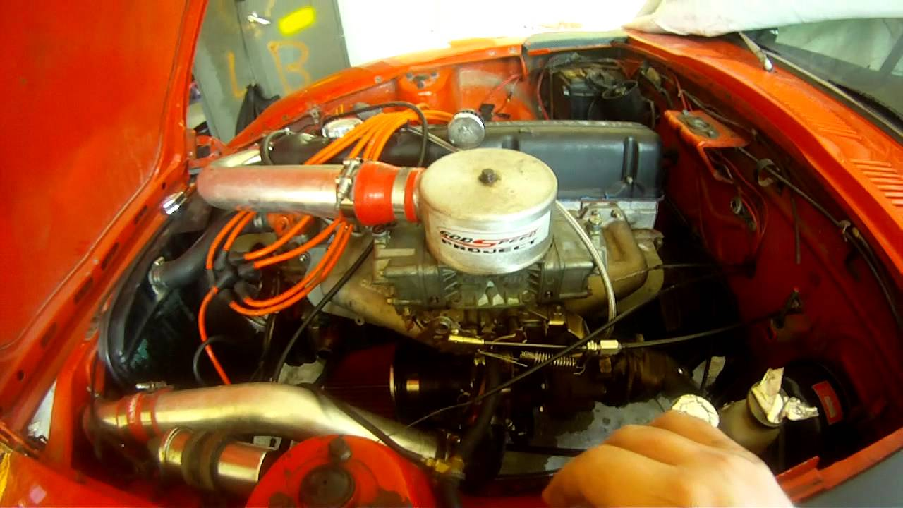 1972 Datsun 240z Blow Through Turbo Youtube