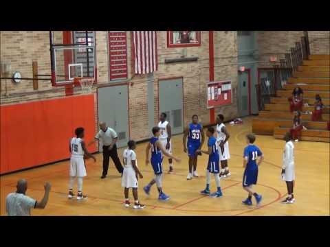 BOLLES SCHOOL vs RAINES HIGH SCHOOL BASKETBALL