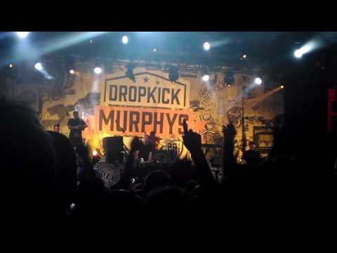 "DROPKICK MURPHYS LIVE IN ITALY  ""THE BOYS  ARE BACK"""