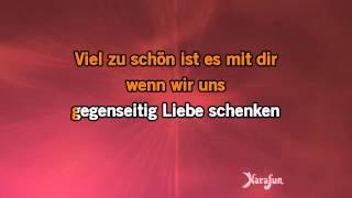Karaoke Das Beste (Piano Version) - Silbermond *
