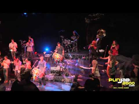 Punjab2000.com interview with Red Baraat a pioneering eight-piece band from Brooklyn, New York.