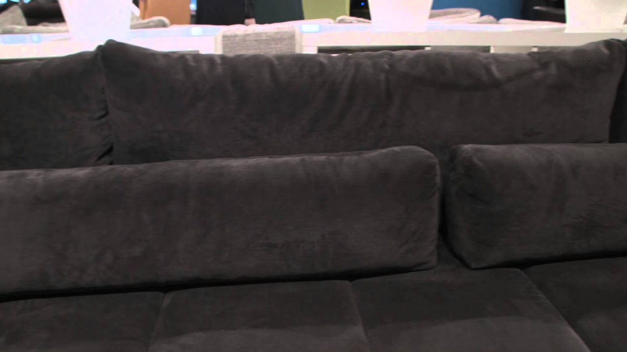 Ecksofa Trends Trends Sofa Self Carlo Youtube