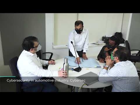 Customized Cybersecurity Training Program  RACE  REVA University
