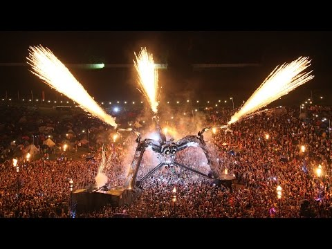 Arcadia - Boomtown Fair 2012 (Official Film)