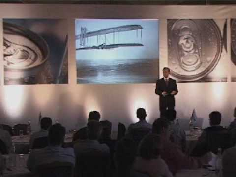 Rowan Gibson Speaker at Speakers Academy® - Promoclip