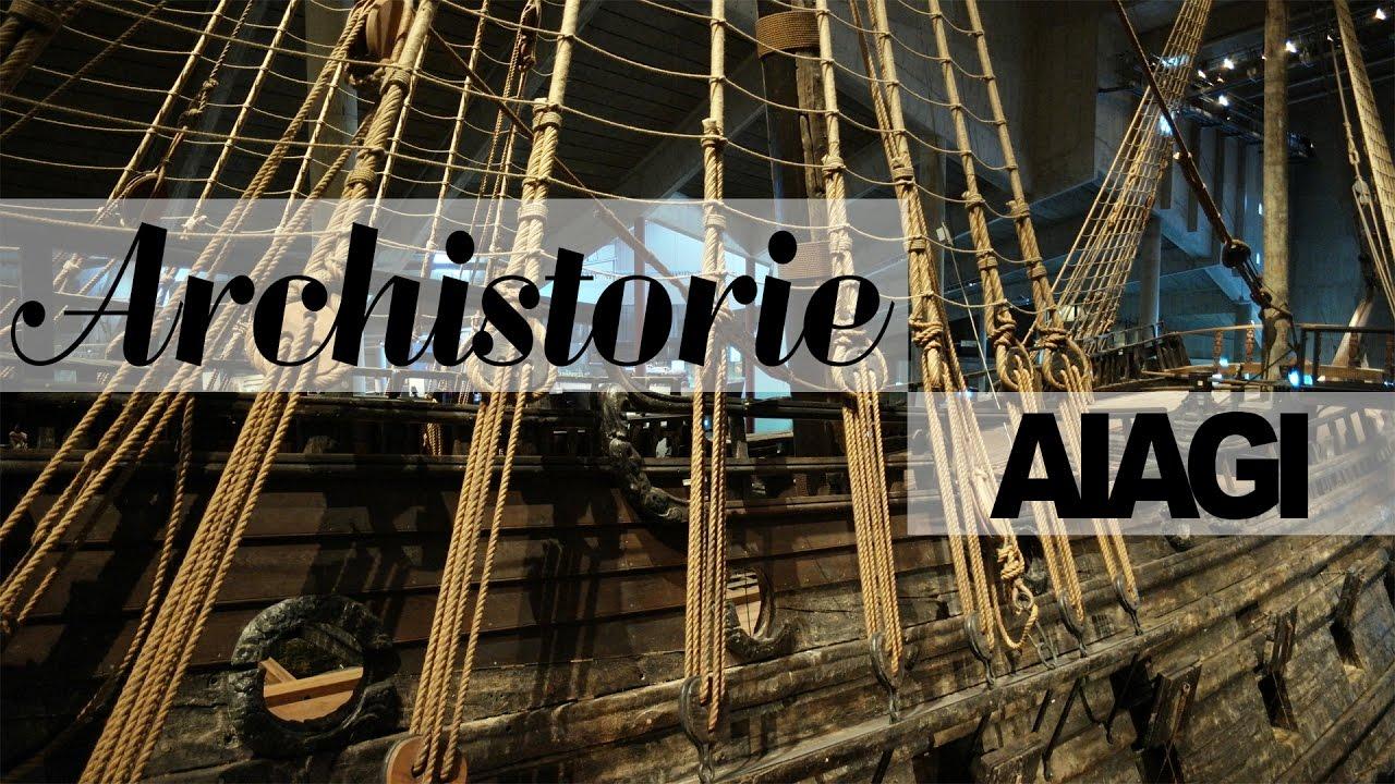 Vasa: historia porażki i sukcesu | Archistorie AIAGI