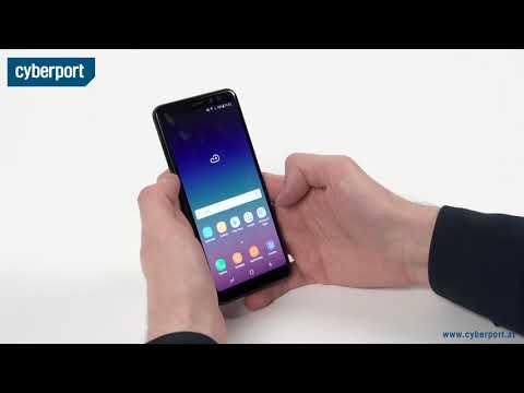 Samsung Galaxy A8 (2018) im Test I Cyberport