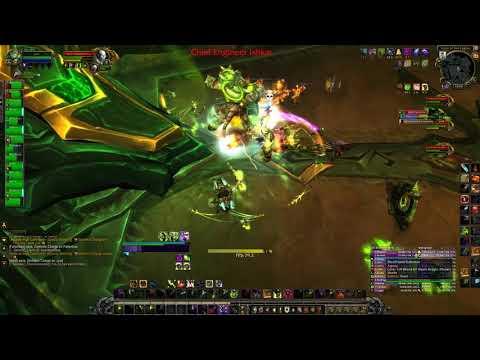 Agony vs Antoran High Command HC