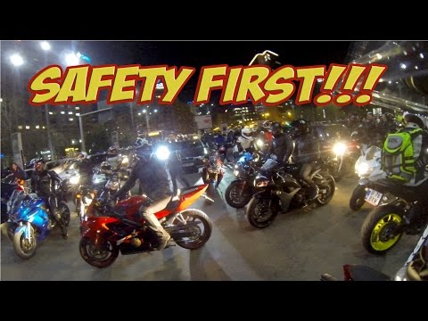 Look Twice Save a Life Campaign Ride