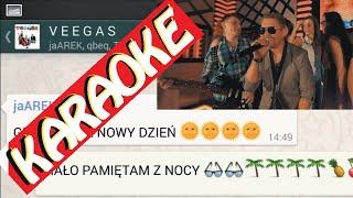 Veegas Piwo Paliwo (Karaoke / Tekst / Instrumental)