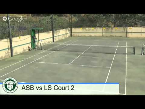 ASB SAISA Tennis - Court 2 (Day 1)