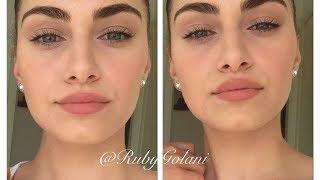 My Fresh Morning Makeup  | RubyGolani Thumbnail