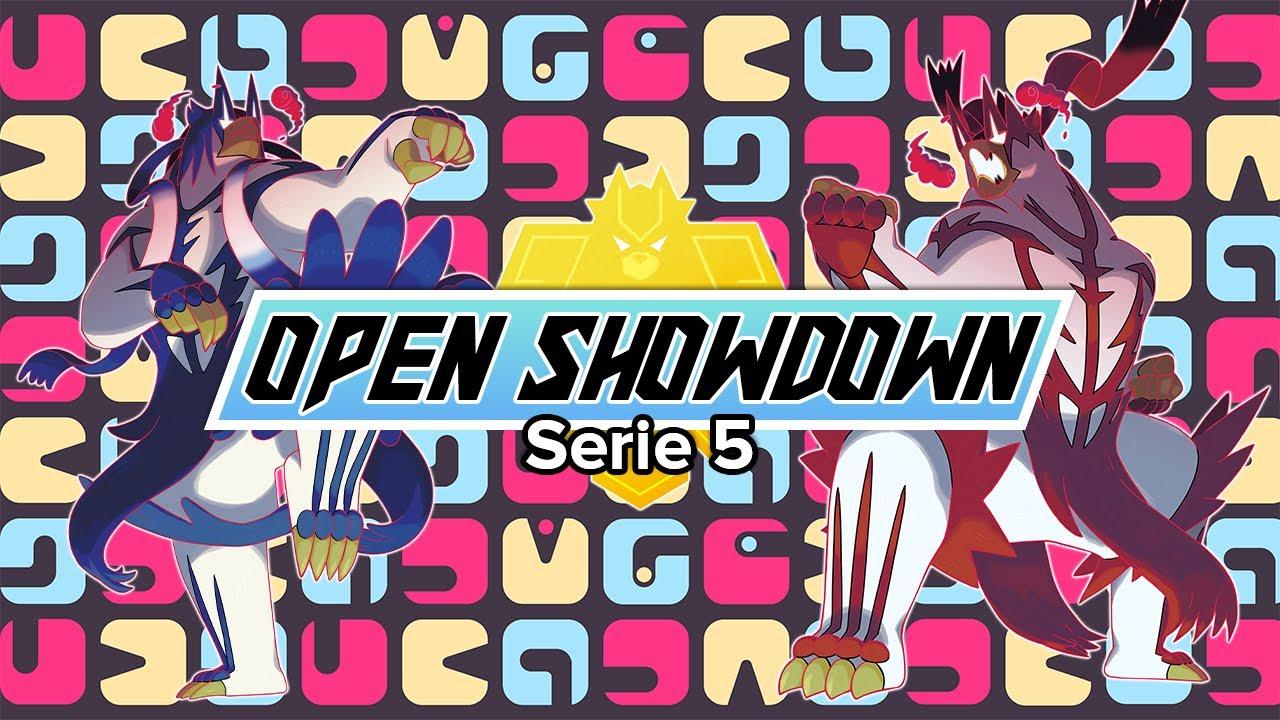 Open Showdown Serie 5 - VGC2020