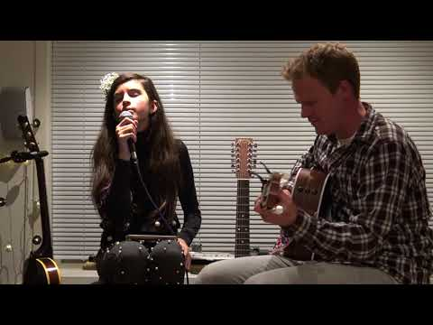 Angelina Jordan - The First Time Ever I Saw Your Face