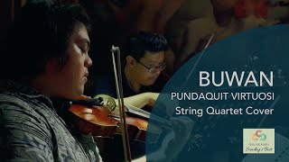 BUWAN | Pundaquit Virtuosi (String Quartet Cover)