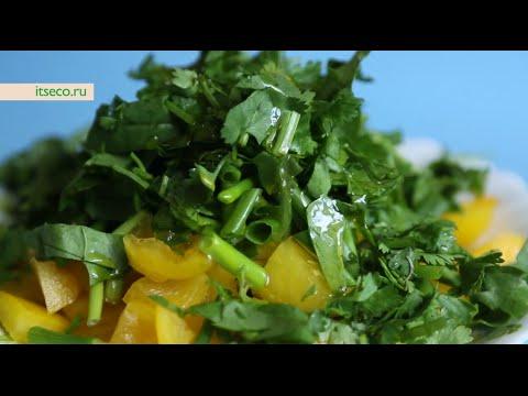 Рецепты салатов с пошаговыми фото Как приготовить