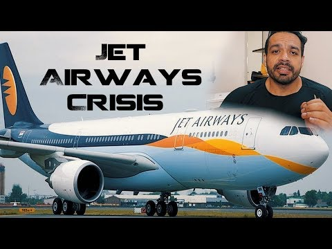 Why has Jet Airways Shut Down ?
