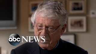 Ted Koppel, 'Nightline's' first anchor, talks show's 40th anniversary, fighting COPD | Nightline