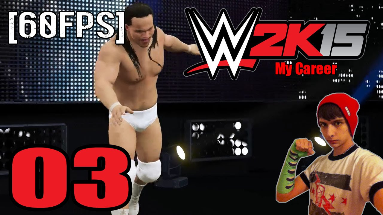 Download WWE 2k15: My Career Mode (60fps) Playthrough w/ Stryker Part 3 - An Inspiration
