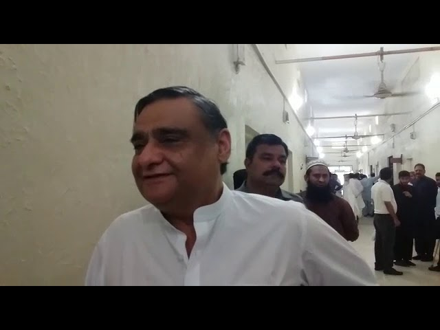 Dr Asim Hussain media talk at NAB | 22 Sep 2018 | Part 2