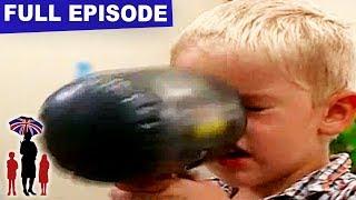 The Swanson Family - Season 3 Episode 4 | Full Episodes | Supernanny USA