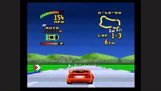 Classic Game Room - TOP GEAR 2 review for Super Nintendo