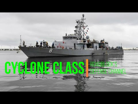 Cyclone Class - The Smallest US Navy Warships [07/31/2020]