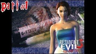 видео Resident Evil 3: Nemesis: Прохождение
