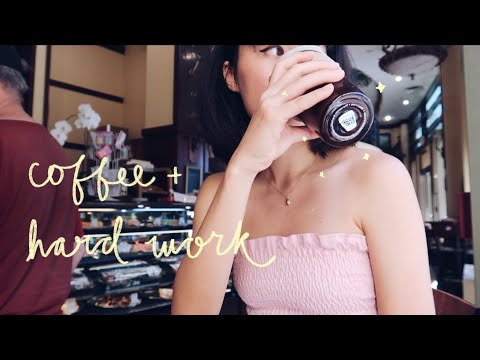 coffee & hard work ◇ Michelle Choi | The Seoul Search thumbnail
