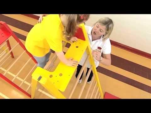 Tumble Tots Wakefield wiggly woo - YouTube