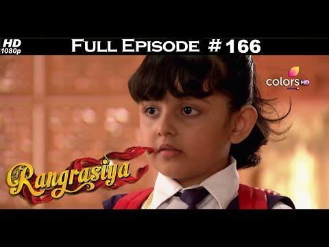 Rangrasiya - Full Episode 166 - With English Subtitles
