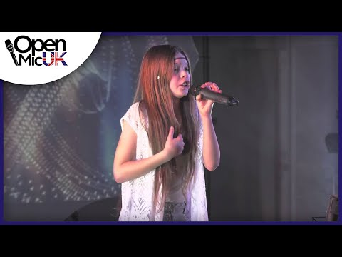NOTHING COMPARES TO YOU – SINEAD O'CONNOR By COURTNEY HADWIN At The Grand Final Of Open Mic UK