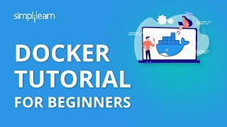 Docker Tutorial For Beginners | What Is Docker And How It Works? | Docker Tutorial | Simplilearn