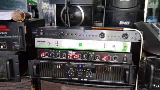 Test giàn hát karaoke khủng cho Bác Huynh Trọng Nhơn ở Bình Dương. Tổng giá tiền 25.850tr