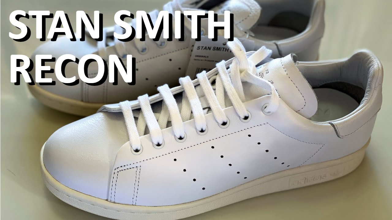 Unboxing   Stan Smith Recon