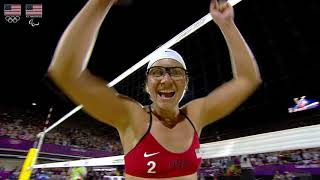 Misty May Treanor - Beach Volleyball - U.S. Olympic & Paralympic Hall of Fame Finalist
