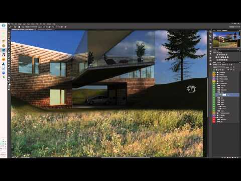 Persuasive Architectural visualization with FlyingArchitecture
