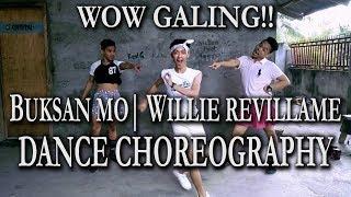 BUKSAN MO DANCE PARODY | Team MOS