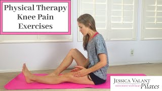 knee pain exercises physical therapy for knee pain