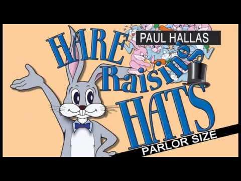 Hare Raising Hats: Parlor Size (Paul Hallas)