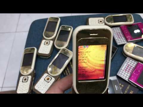 Điện Thoại Cổ Nokia X5-01 và Nokia 7373 Chính Hãng