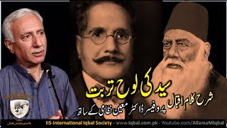 Syed ki Loh e Turbat - Allama Iqbal - Poetry Explained