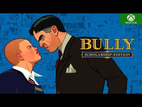 Bully: Scholarship Edition Xbox One S Backwards Compatible Gameplay HD 1080P