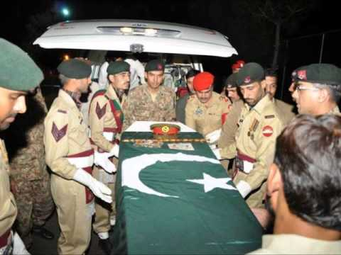 Maj Gen Sanaullah Khan Niazi Shaheed (GOC Sawat).****The Loin Heart****