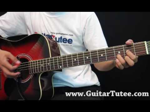 Foo Fighters - Wheels, by www.GuitarTutee.com