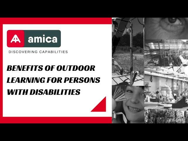 Los beneficios del Outdoor learning para las personas con discapacidad