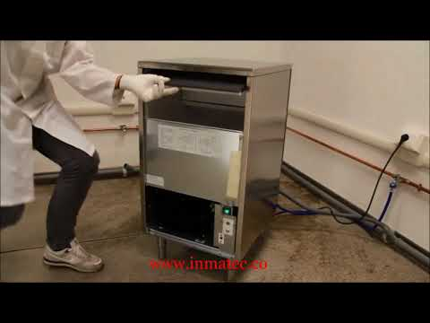 Brema Ice Machine   CB Series Cleaning & Sanitizing