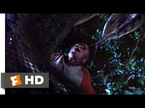 Anacondas 2 (2004) - Snake Food Scene (8/10) | Movieclips