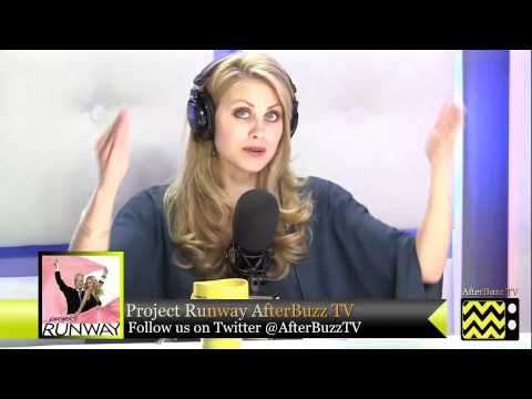 """Project Runway All-Stars After Show Episode 10 """"Let's Get Down to Business"""" AfterBuzz TV"""