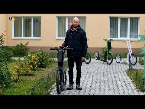 Как в Украине создали электросамокат для всей Европы | Мастер дела